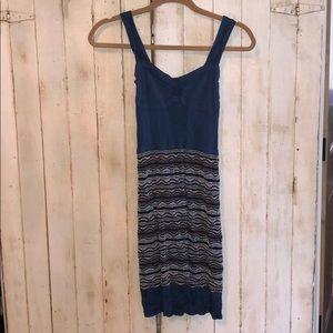 Missoni Striped Bustier Dress